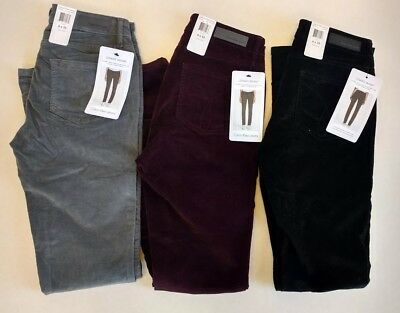 NEW Calvin Klein Jeans Ultimate Skinny Fit Jean Corduroy Pants-Choose Size/Color