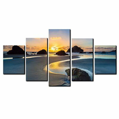 14273 LM Beach Reef Wall Art Prints Canvas Painting Decoration YB