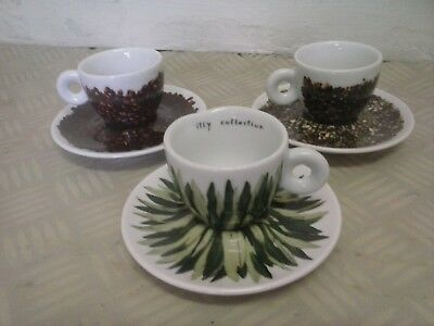 Tazzine ILLY Collection Francis Ford Coppola espresso cup italy caffe cappuccino