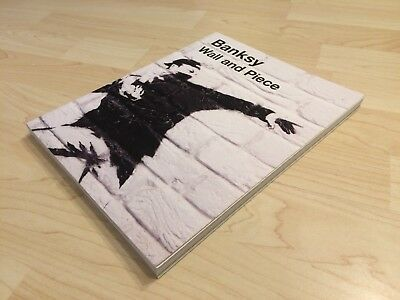 'Banksy - Wall and Piece' | Buch | sehr guter Zustand