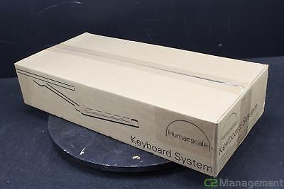 New Humanscale 6G Keyboard System with Mouse Platform