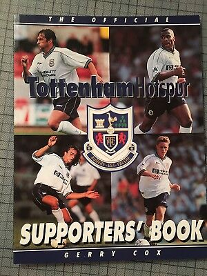 Tottenham Supporters Book By Gerry Cox Spurs Thfc