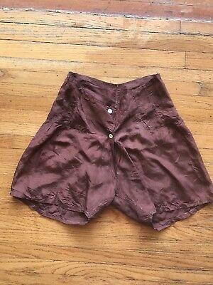 1930s Womens Gym Shorts