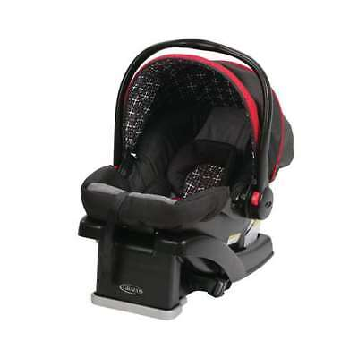 Graco SnugRide 30 LX Click Connect Baby Infant Car Seat, Marco (Open Box)
