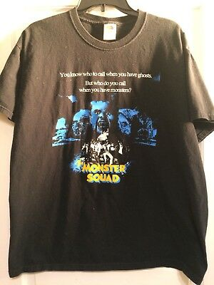 Vintage Film Monster Squad T Shirt