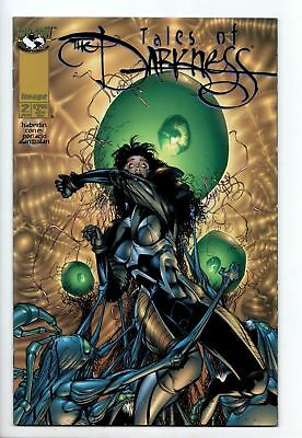 Tales of The Darkness #2 (Image, 1998) VF/NM