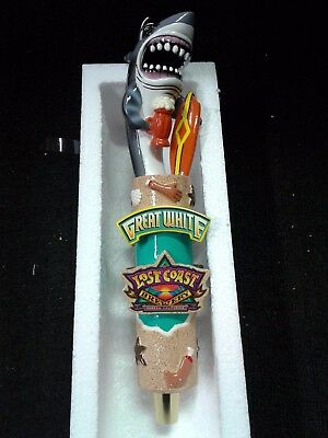 Lost Coast Great White 3D Tap Handle