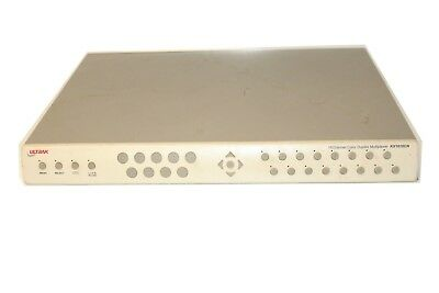 Ultrak 16 Channel Color Duplex Multiplexer, Kx1610Cn
