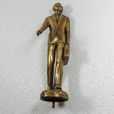"Dundie Award Trophy The Office Memorabilia Dunder Mifflin Solid Metal 11.5"" Tall"