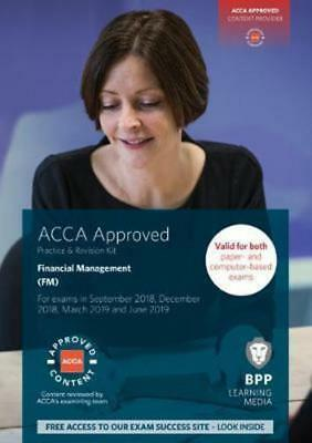 ACCA Financial Management: Practice and Revision Kit by BPP Learning Media
