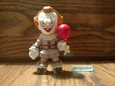 It Funko Mystery Minis Vinyl Figures Pennywise Red Balloon 1/6