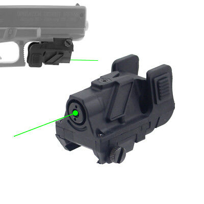 Micro Green Dot Laser Sight Subcompact for Pistol Rifle Scope