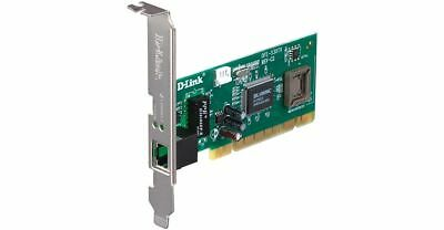 D-Link Network Ethernet Card PCI Low Profile PC LP NIC Slim/Slimline Desktop