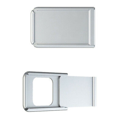 1*Metal Square Webcam Shutter Cover Magnetic Slider Camera Cover For Laptop IPad