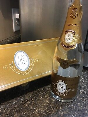 2004 Louis Roederer Cristal Champagne Bottle with box 750ml