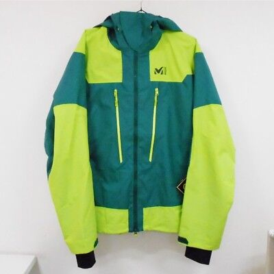 Millet Cosmic Couloir jacket MIV6674 2XL size Free Shipping [used]