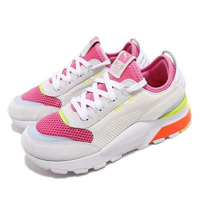 Puma RS-0 Winter INJ Toys Running System Carmine Rose Men Women Shoes 369469 - 956fc920b