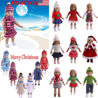 Lot Doll Clothes Dress Shoes For 18 inch Our Generation Journey Toy