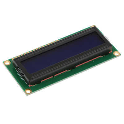 Perfeclan LCD 1602A Module Display 16x2 Character Blue Backlight Screen 5V