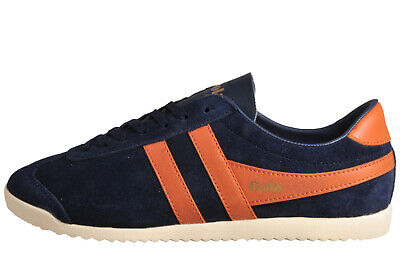 Gola Classics Bullet Suede Men's Casual Vintage Retro Fashion Trainers Navy