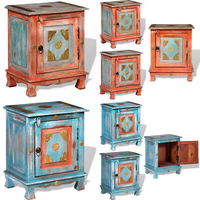 Bedroom Furniture Wooden Nightstand Sideboard Stand Storage Cupboard with Drawer