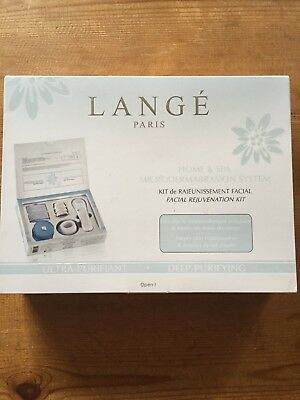 Lange Paris Home And Spa Microdermabrasion System