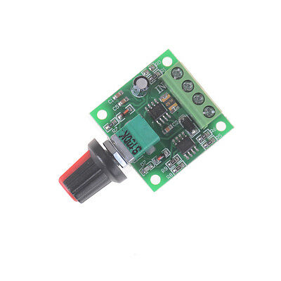 1.8V 3V 5V 6V 12V 2A Low Voltage Motor Speed Controller PWM 1803B M216 CL