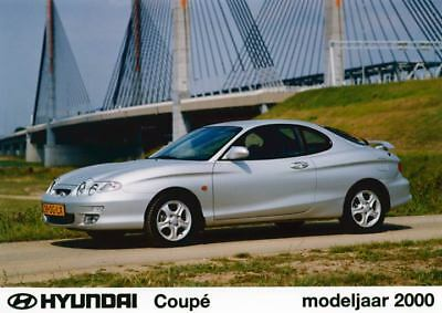 2000 Hyundai Tiburon Coupe Factory Photo Korea ua3427-4ZZ9MS