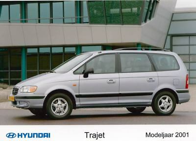 2001 Hyundai Trajet Van Factory Photo Korea ua3439-J7V8GQ
