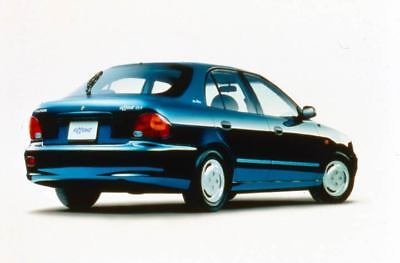 1996 Hyundai Accent Factory Photo Korea ua3455-5NYRGU
