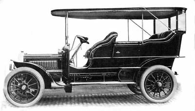 1906 Daimler Factory Photo ua3535-6J8DXQ