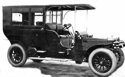 1906 English Daimler Factory Photo ua3539-NE4ZPZ