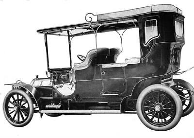 1905 Mercedes Factory Photo ua3647-RVGT1W