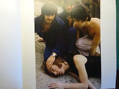THE BEATLES Summer Of 68 Original Book Hand Signed By Photographer Tom Murray