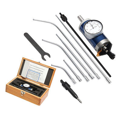 CO-AX COAXIAL Centering Test Dial Indicator Complete Set for Milling Machine