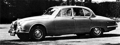 1964 Jaguar S Type Saloon Factory Photo ua4784-QQ8E9R