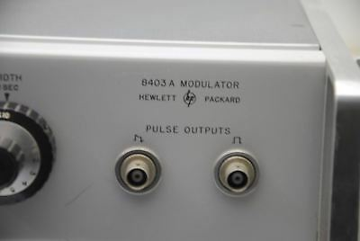 Hp 8403A, Signal Modulateur ( Amm )