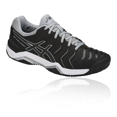 Asics Mens Gel-Challenger 11 Tennis Shoes Black Sports Breathable