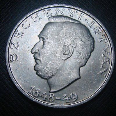 x304 - 1948 Hungary Silver 10 Forint  (Unc)