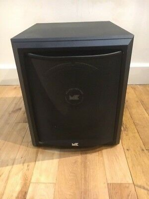 M&K Powered Subwoofer