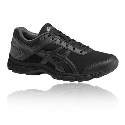 Asics Womens Gel-Mission Walking Shoes Black Sports Outdoors Breathable