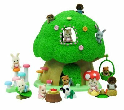 Calico Critters Baby Discovery Forest- NEW and Unopened