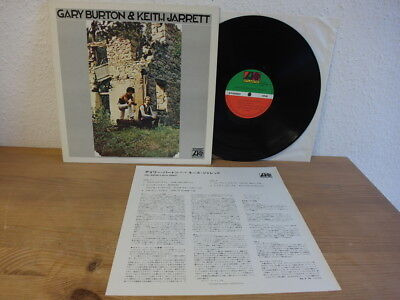 Gary Burton & Keith Jarrett Lp In Mint