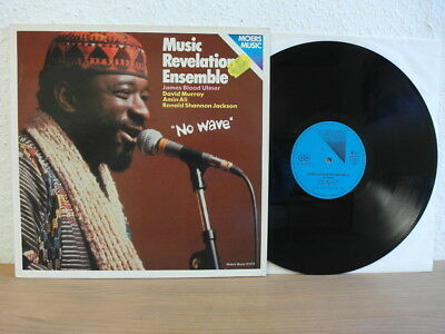 James Blood Ulmer No Wave Lp Music Revelation Ensemble