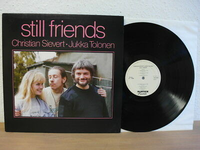 Jukka Tolonen Christian Sievert Still Friends Lp In Mint