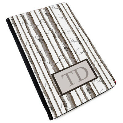Personalised INITIALS MARBLE Printed PU Leather Passport Cover -174
