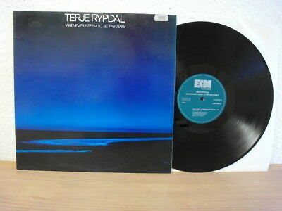 Terje Rypdal Whenever I Seem To Be Far Away Lp Rare Ecm In Mint