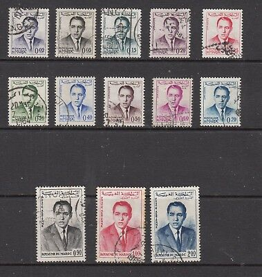 MOROCCO STAMPS USED.Rfno.A513.