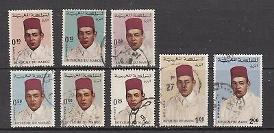 MOROCCO STAMPS USED.Rfno.A514.