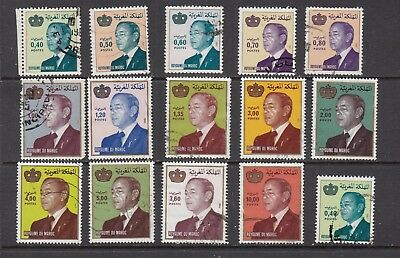 MOROCCO STAMPS USED.Rfno.A515.